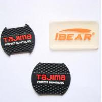 Rubber material size customized Garment Labels Manufactures