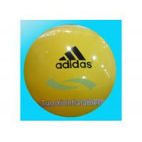 Quality Cool Printed Giant Inflatable Branded Balloons Helium Gas For Adidas New Product for sale
