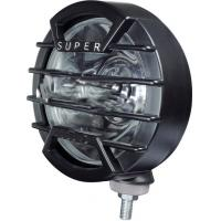 Round 6 inch Super Bright Hid Lights Tractor Work Lights with aluminium housing Manufactures