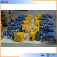 Wheel Block and End Crane Carriage , overhead crane components Manufactures
