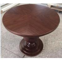wooden Dining table /activity table for hotel furniture/casegoods DN-0018 Manufactures
