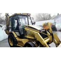 China Used caterpillar 426 front end loader heavy machinery backhoe on sale