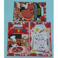 OEM Imprinted Plastic Retail Bags For Board Game , Puzzle Book Manufactures
