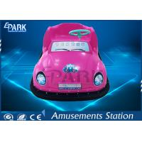 CE Certificated Kids Bumper Car Luxury Size With Different Colours Manufactures
