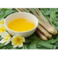 Citronella oil Natural Essential Oils For cosmetic and flavouring industries CAS 8000-29-1 Manufactures
