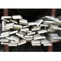 201 / 304 / 316 Grade Stainless Steel Flat Bar ASTM With Various Length Manufactures