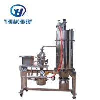 China YIHU Powder Processing Machine Classifier and Cyclonic Jet Mill on sale