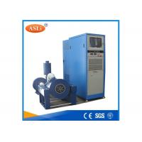 Quality Blue Lab Test Equipment , Horizontal High Frequency Vibration Tester for sale