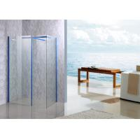 6816B Walk In Shower Enclosures 1400 X 800 , Glass Wall Shower Enclosure Walk In Manufactures