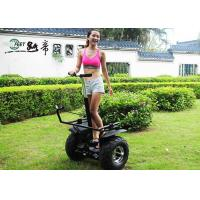 Energy Saving Two Wheel Electric Stand Up Self Balancing Scooter With High Speed Manufactures