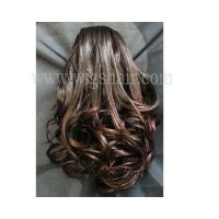 Synthetic Ponytail Wigs (AP-34) Manufactures