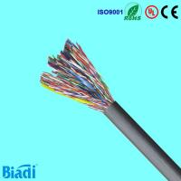 100-core grey color indoor or outdoor Telephone Cable Manufactures