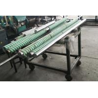 Quality CK45 Induction Hardened Rod/ Bar, Hydraulic Cylinder Hard Chrome Plated Piston for sale