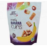Plastic stand up food bag packaged nuts and snacks fruit and nut packaging Manufactures
