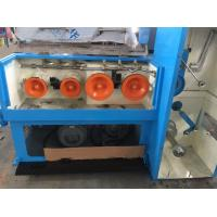 24 DW Horizontal Type Model Fine Wire Drawing Equipment AC 3 Phase Motor Manufactures