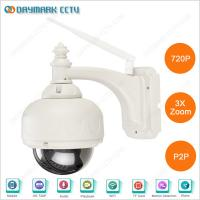 China HD ONVIF wireless mini auto motion tracking ip camera with night vision on sale