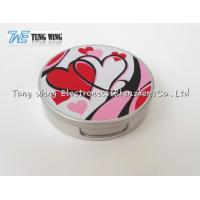 China Professional Cute Pocket Makeup Mirror Ladies Compact Mirror Gifts on sale