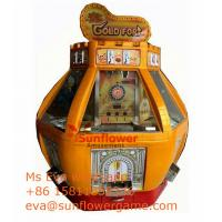 China Coin Pusher Manufacturer Gold Fort 6Player Coin Pusher Machine For Sale Manufactures