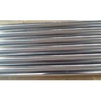 Precision Hardened Steel Shaft , Heavy Machine Piston Rods High Tensile Manufactures