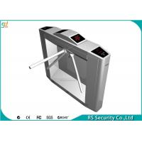 304 Stainless Steel  Security Automatic Systems Tripod  Turnstiles Inward Manufactures