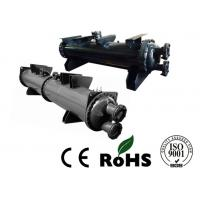 Quality Refrigerating Equipment Shell And Tube Water Cooled Condenser R407C Refrigerant for sale