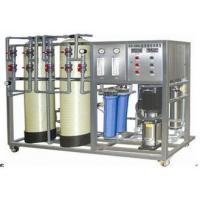 Electronics Food Industrial  Water purification machines with Reverse Osmosis device Manufactures