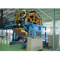 Door Foaming Line Automatical In Refrigerator Assembly Line  , Mixer Manufactures