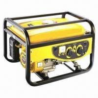 Portable Gasoline Generator with 2.8/3kVA and 50/60Hz Power Output Manufactures