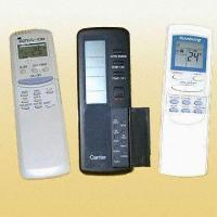 Infrared Remote Control with LCD Screen, for Air Conditioner Uses Manufactures