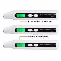 Quality 0~99.9% Digital LCD Skin Hydration Monitor For Home , Travel Use for sale
