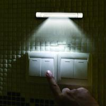 Eye Protect Motion Portable Led Tube Light Mirror Light Tube For Bedroom Manufactures