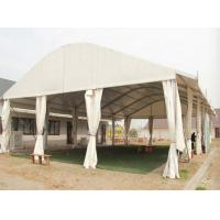 Curved Tents Air Conditioned Event WITH Aluminium alloy T6061-T6 Snow Load 75kg/sqm Manufactures