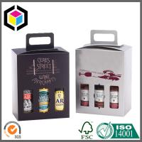 Single Wall Beer Color Print Carton Packaging Box; Wine Bottle Corrugated Box Manufactures