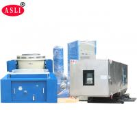 Random Frequency Vibration Combined Temperature Humidity Test Equipment Manufactures