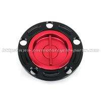 CNC Finished Motorcycle Gas Cap Cover For Buell EBR 1190 1125R XB9 XB12 Manufactures