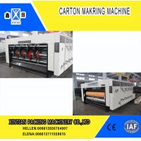 Buy cheap High Precision Carton Making Machine / Paper Die Cutting Machines , 2800mm from wholesalers