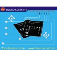 Silicon Rubber Keypad LED Backlit Membrane Switch Panel Waterproof IP67 Manufactures