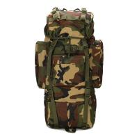 Upgrade Version Military Tactical Backpacks , Army Green Travel Carry On Backpack With Rain Cover Manufactures