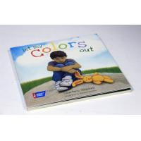 Professional Custom Board Book Printing , CMYK Full Color Offset Printing Manufactures