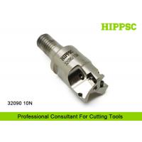 Square CNC Carbide Router Bits With Thread Bolt And Takes Inserts Manufactures