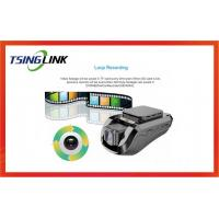 High Definition GPS Tracking Dash Cam With Front And Inward Two Cameras Manufactures