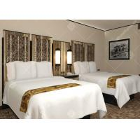 Full Size Five Star Hotel Furniture , Luxury Contemporary Bedroom Furniture Sets Manufactures
