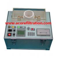 ICE156 Transformer Oil Dielectric Strength Tester Manufactures