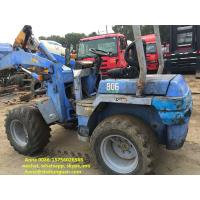 Japan Made Used Mini Wheel Loader 2960 Working Hours For Container Manufactures