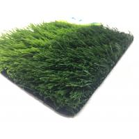 High Resilience Artificial Football Turf Good Water Permeability Abrasive Resistance Manufactures