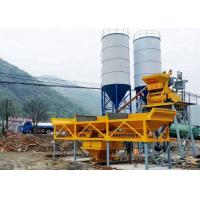 PLD1600 Aggregate Ready Mix Concrete Plant With 3800mm Discharging Height Manufactures
