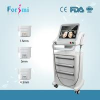 Hifu wrinkle removal face tightening beauty machine Manufactures