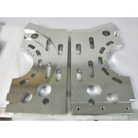 Clear Anodizing CNC Milling Components Automotive Industry Part Aluminium Alloy AL6061-T6 Manufactures