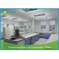 Professional Biology Modern Laboratory Furniture , Mobile Laboratory Bench Manufactures