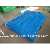 Commercial Inflatable Water Parks Floating Water Park Games For Aqua Adventure